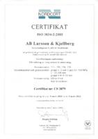 ISO 3834-2 SE
